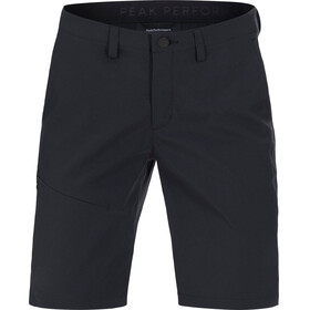 Peak Performance W's Treck Long Shorts Black